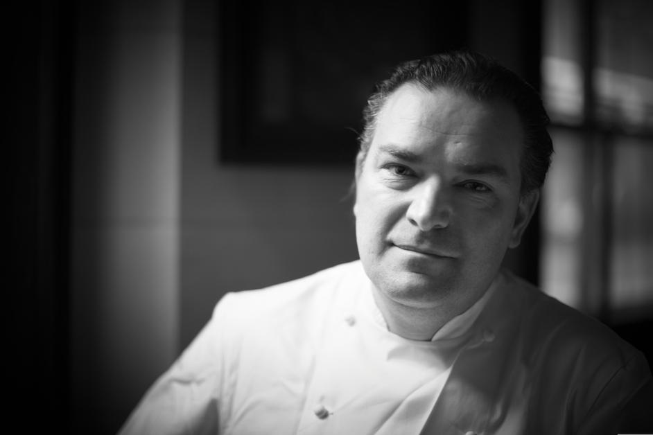 Brasserie Zedel - Brasserie Zedel chef David Collard