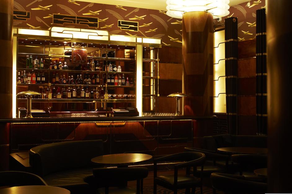 Brasserie Zedel - Bar Americain