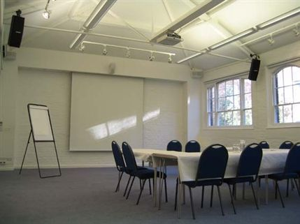 All Souls Clubhouse Meetings Rooms