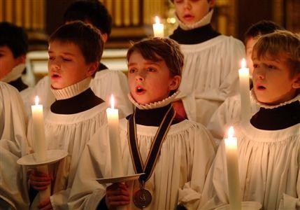 St Paul's Christmas Carols & Services