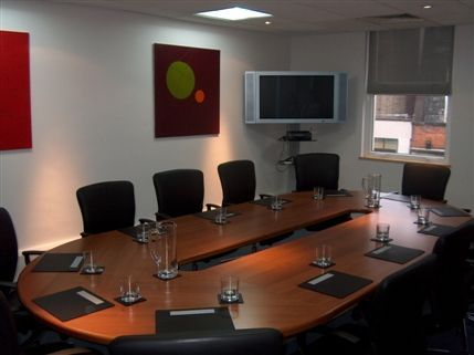 The Bedford Suite: The Boardroom