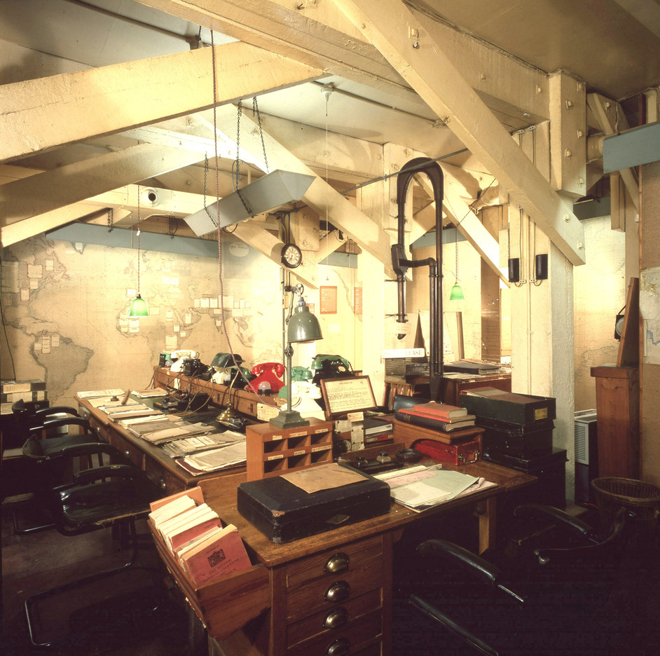 Churchill Museum and Cabinet War Rooms