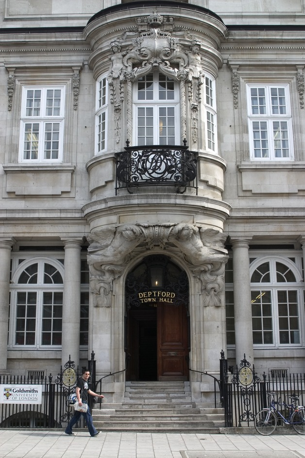 University Of London, Goldsmith's College