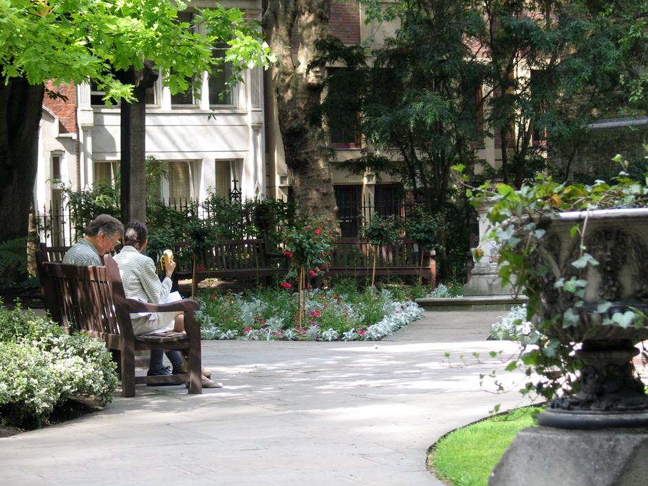 Postman's Park