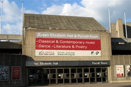 Southbank Centre: Queen Elizabeth Hall