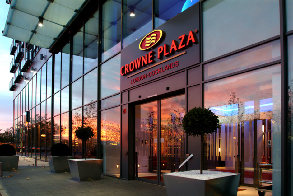 Crowne Plaza Hotel London The City