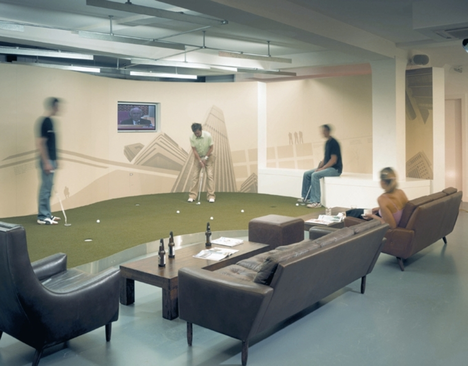 Urban Golf Soho