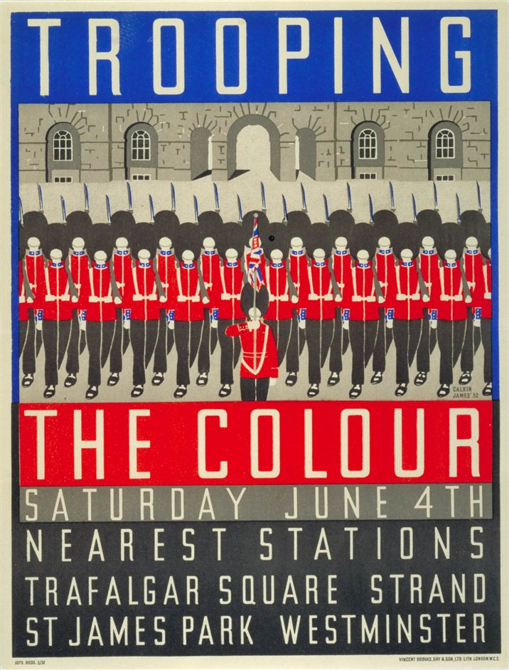 Poster Art 150: London Underground's Greatest Designs - London Transport Museum © Transport for London
