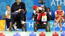 London Paralympic Test Event: Boccia