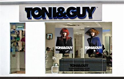 Toni & Guy - Oxford Circus