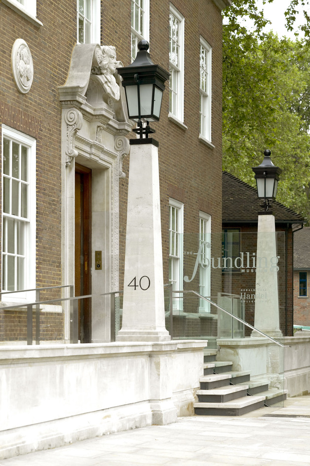The Foundling Museum - � Richard Bryant / Arcaid