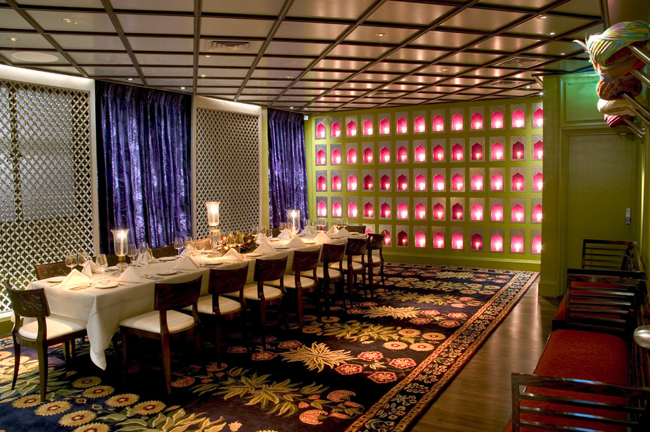 Veeraswamy venue hire soho london for Restaurants with private rooms near me