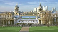 Dance GB - The Olympic Project - Old Royal Naval College