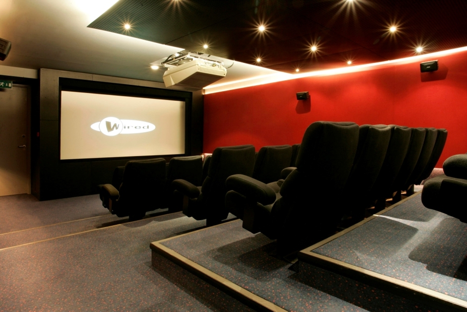 Wired Screening Room