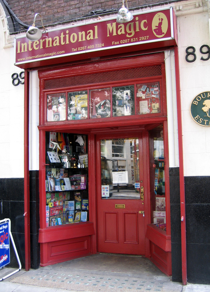 International Magic Shop