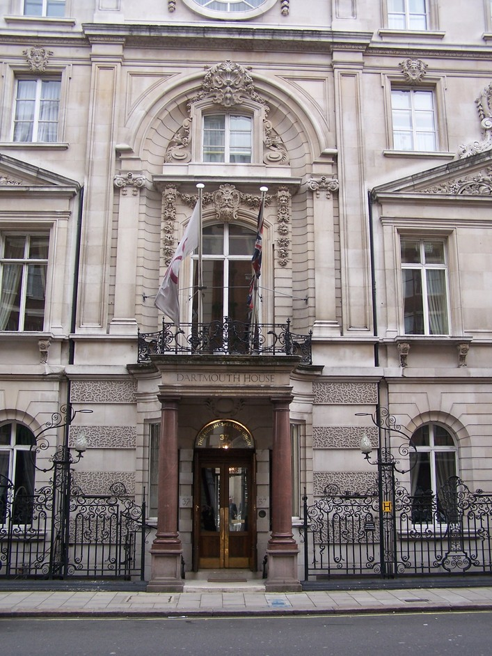 Dartmouth House (English-Speaking Union)