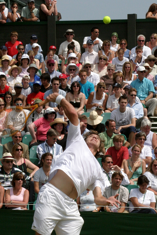 Wimbledon: The All England Lawn Tennis and Croquet Club
