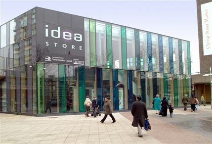 Idea Store Chrisp Street