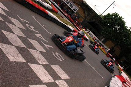 Revolution Karting