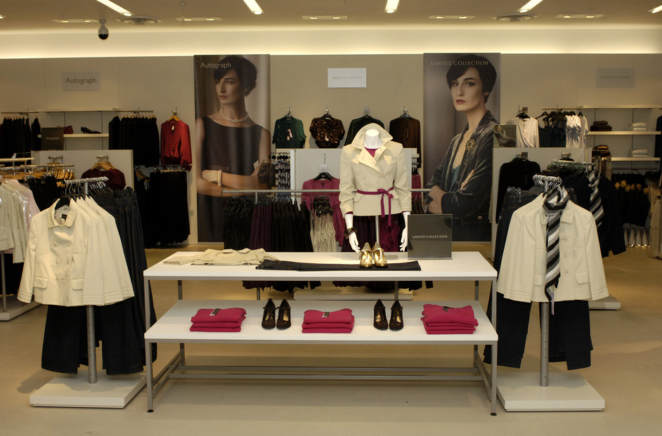11c5b177bb7a Marks & Spencer, Cardinal Place, London | Shopping/Department Stores ...