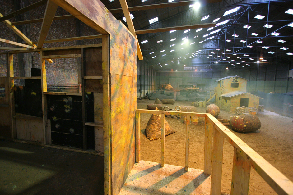 The Paintball Centre