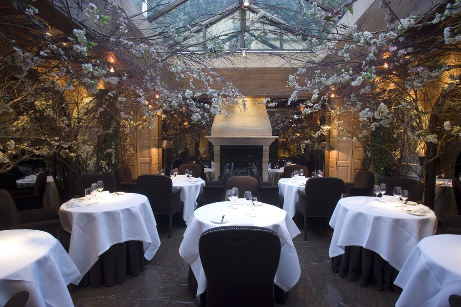 Clos Maggiore King Street Online Booking London