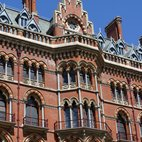 St Pancras International Station hotels title=