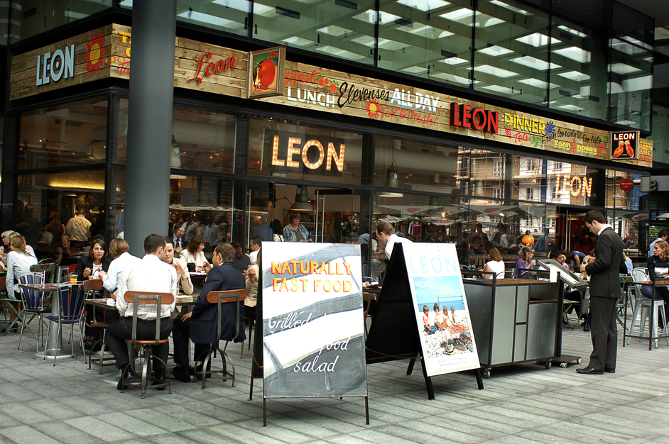 Top Restaurants In City Of London