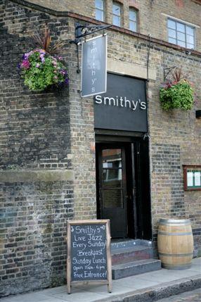 Smithy's Wine Bar