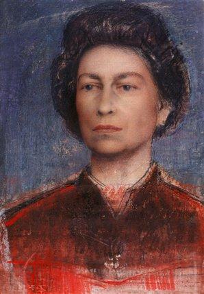 The Queen: Portraits of a Monarch - Pietro Annigoni, 1969 � 2012, Her Majesty Queen Elizabeth II
