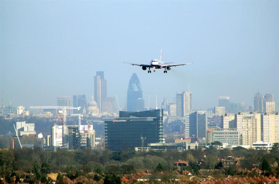 Heathrow Airport - Heathrow - British Airways aircraft