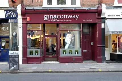 Gina Conway Aveda Salon