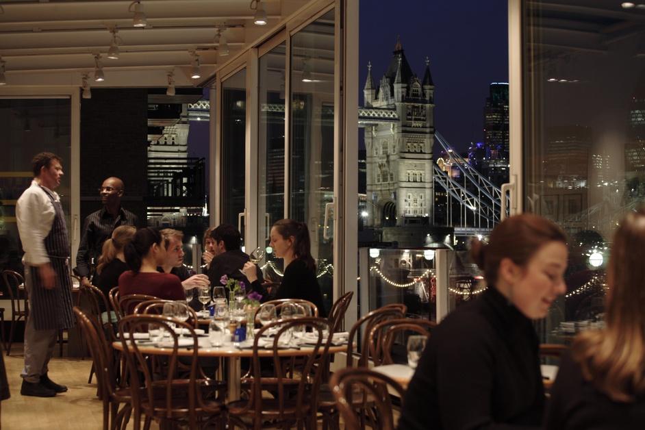 Blueprint cafe images bankside london londontown