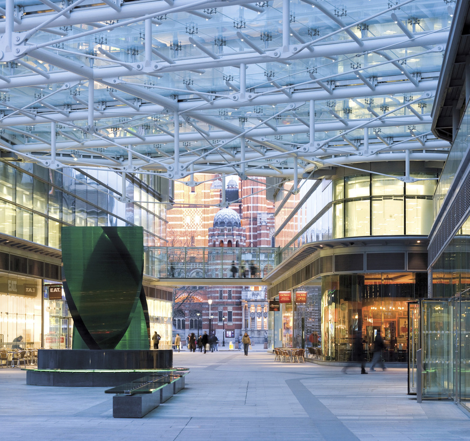 Cardinal Place Shopping Centre