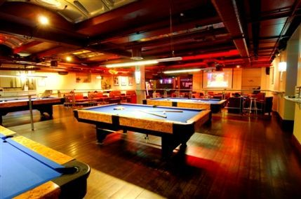 Pool Hall and Lounge