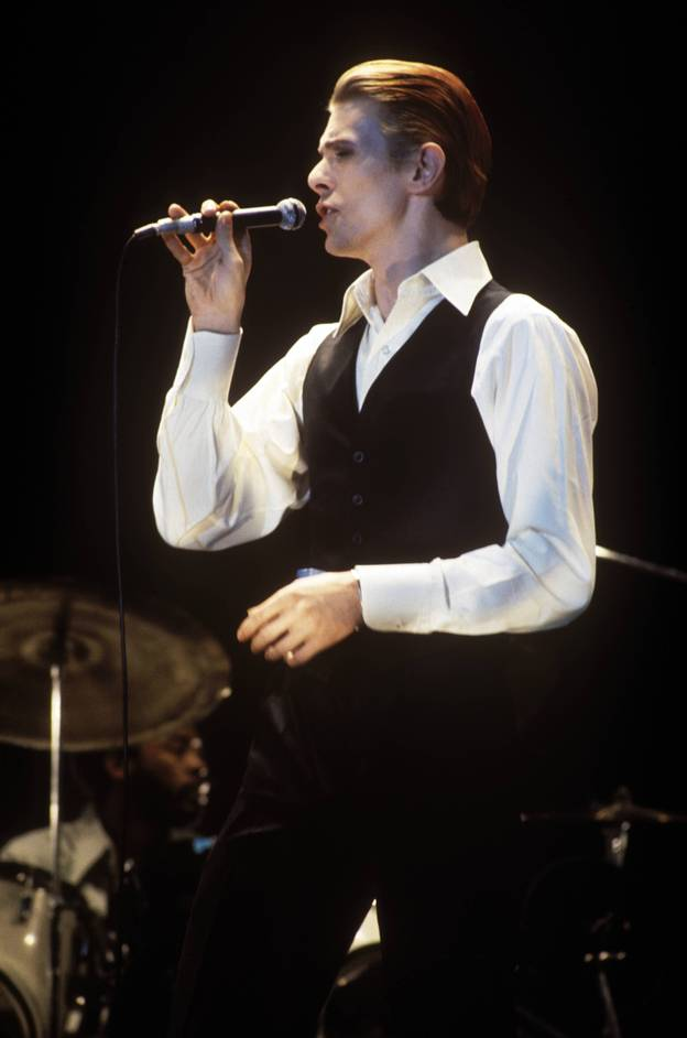 British Music Experience - David Bowie