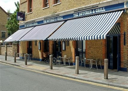 The Butcher and Grill