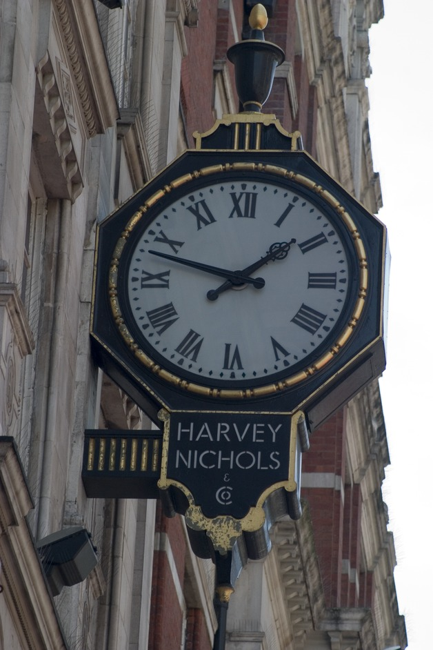 Harvey Nichols Image from LondonTown.com