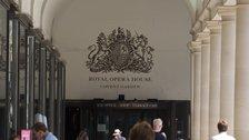 Greek, Royal Opera House, Linbury Studio