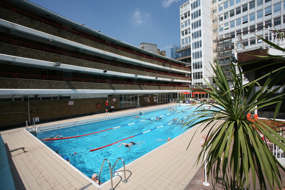 Top 4 Best Swimming Pools In Central London Know More About London City