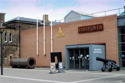 Firepower - Royal Artillery Museum