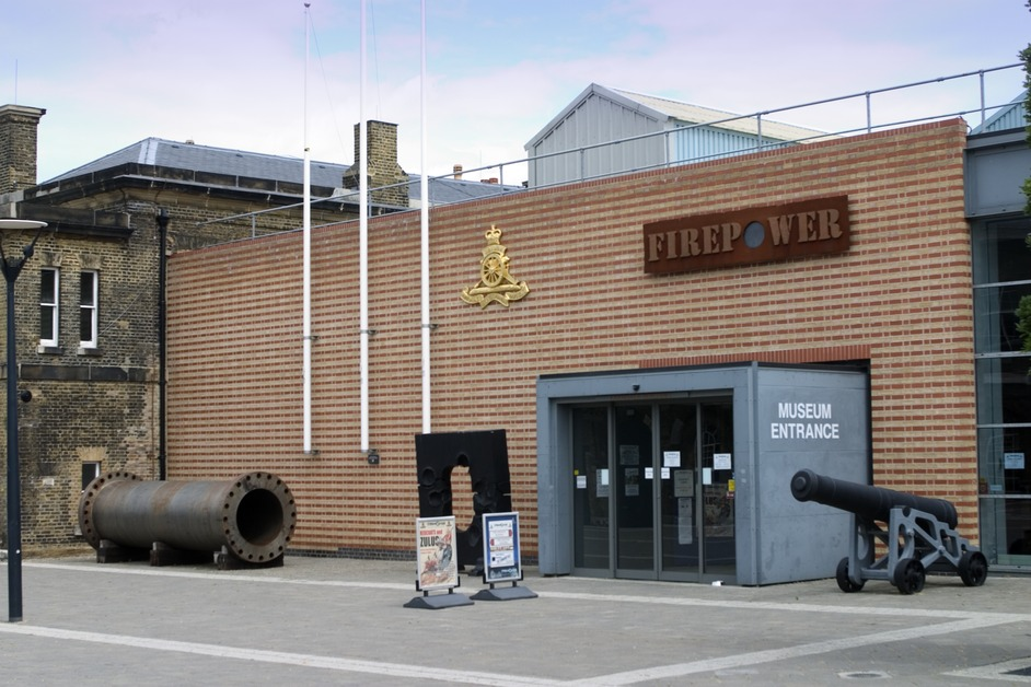 Firepower - Royal Artillery Museum