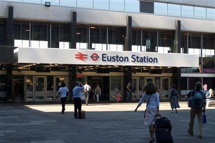Euston Railway Station Kings Cross London Nearby Hotels