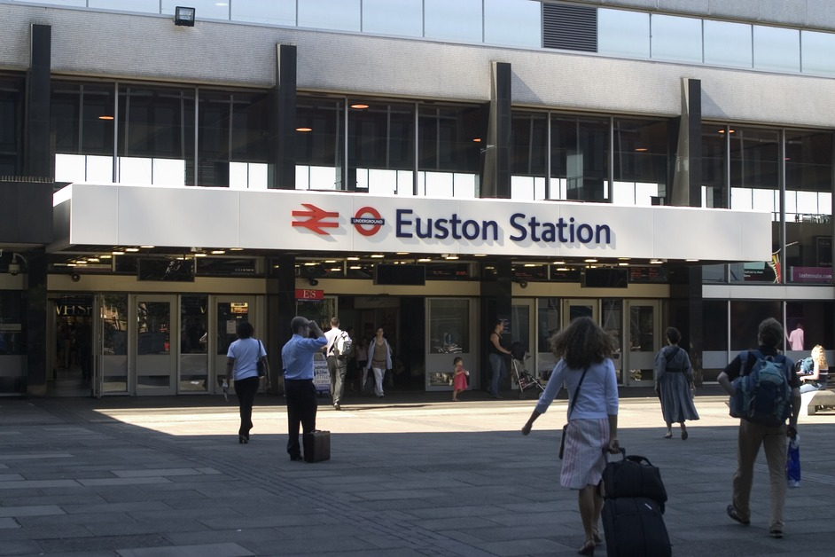 Euston Railway Station