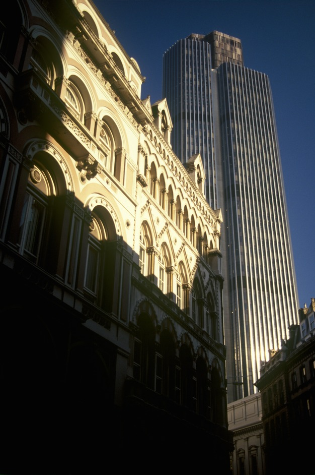 Tower 42 - formerly NatWest Tower
