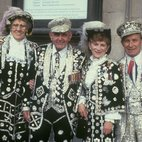 Pearly Kings and Queens Harvest Festival