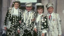 Pearly Kings and Queens Harvest Festival - Sunday 29th September 2013