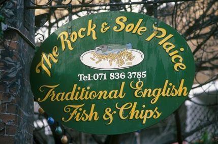 Rock & Sole Plaice