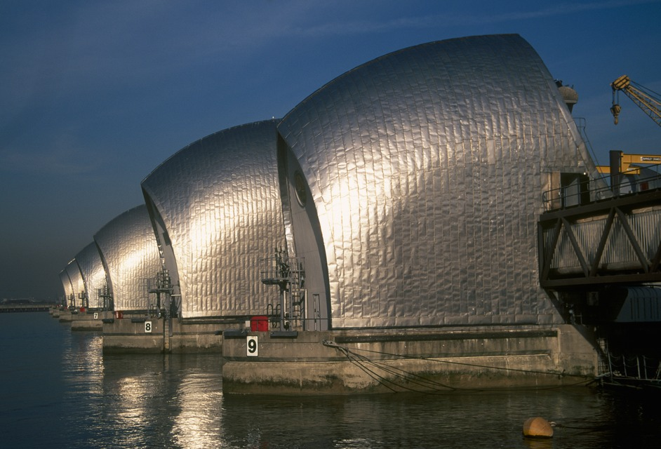 Thames Barrier Park