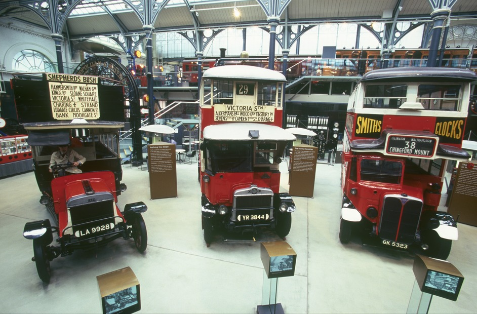 London Transport Museum London | Nearby hotels, shops and ...